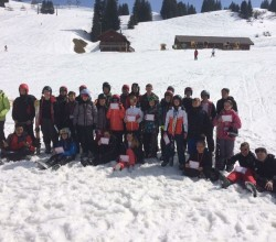 Ski Trip to Switzerland