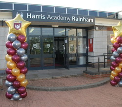 Harris Academy Rainham celebrates GCSE success