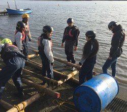 Harris Academy St John's Wood - Sea Cadet Trip