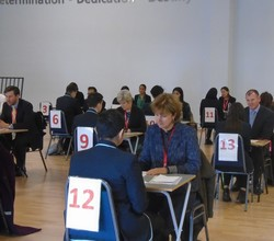 Year 10 Mock Interview Day