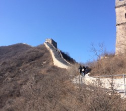 Student visit to China