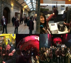 The Geographical Explorers trip