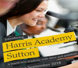 Latest news from James Fisher, Principal Designate, Harris Academy Sutton