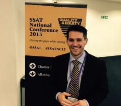 Presentation at SSAT Conference