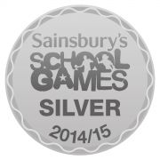 Sainsbury's School Games Mark Silver