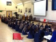 Year 6 15.16 Esafety talk