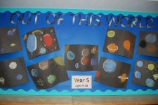 Year 5 Out of this world