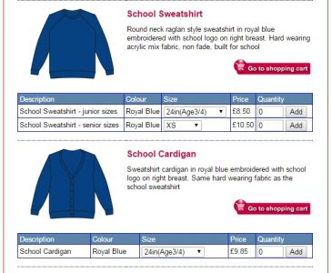 Buy School Uniform Online!