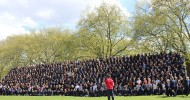 Our whole school photo