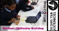 Technology Will Save Us Workshop (TWSU)