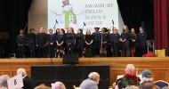 HFS Big Band and HFS Choir at Islington Town Hall