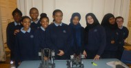 Robotics Competition at Henrietta Barnett
