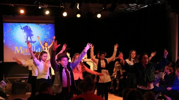 Matilda - the production!