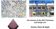 Christmas Card Design - Winners