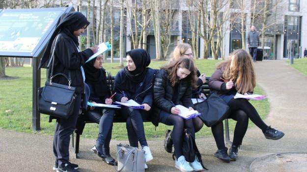 GCSE Geography Trip 2018