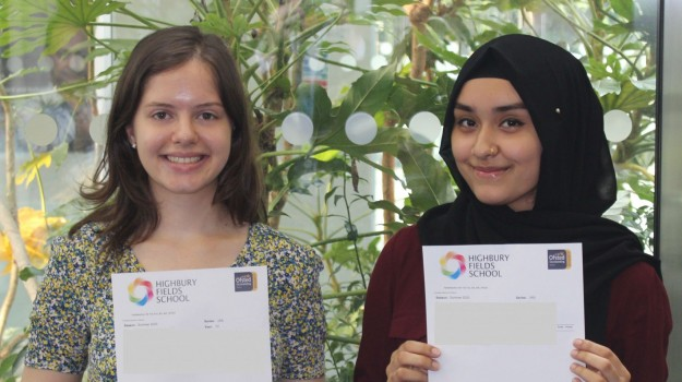 A-Level and GCSE Results 2020