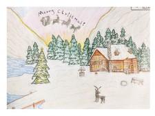 Seasonal Card 33