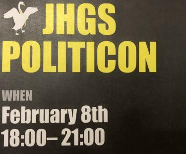 Politicon is Coming!