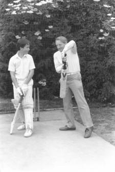 Coaching cricket