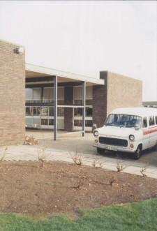 The old minibus