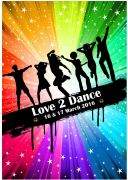 Love 2 Dance 2016 front cover
