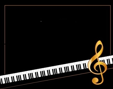 Piano keys cropped