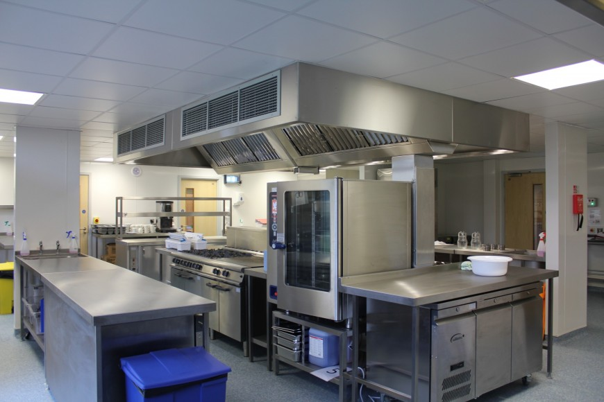 Hospitality & Catering - kitchen 1