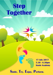 step together flyer