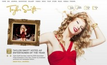Social and participatory media - Taylor Swift