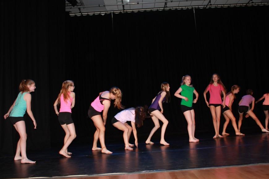 2017 Dance girls group image