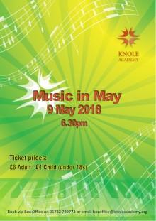 Poster for Summer Concert 2018