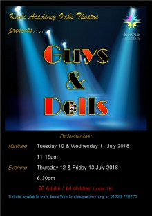 Guys and Dolls image for website