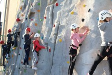 Climbing wall - group 2