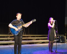 Spring Concert Fiona Brown and Cameron Ellis-Frew resized