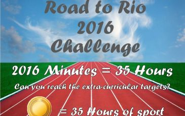 Sporty Students on the road to Rio Olympics