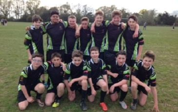 Amazing win for Year 8 Rugby Team