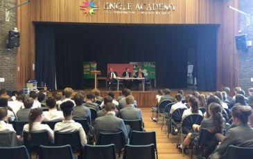 Knole Academy's Mock EU Referendum