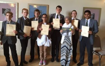 The Winston Churchill Public Speaking Competition
