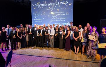 Knole Academy Hosts Sevenoaks Business Awards 2016