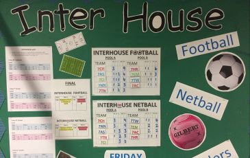Year 7 Inter-House Sports