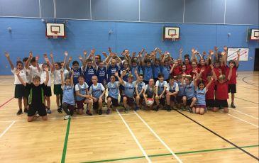 Sports Leaders/Primary School links news