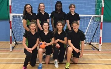 U13 Girls' Handball