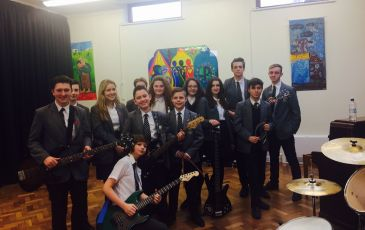 Music Performances at Lady Boswell's Primary School