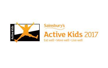 Sainsburys' Active Kids 2017
