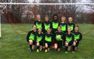 Y7 & Y8 Girls' Football - Knole Academy V TWGGS