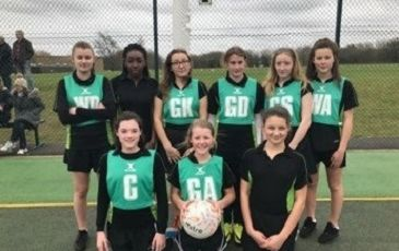 U13s Kent Schools' Netball Tournament