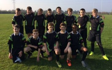 Year 7 Rugby Win