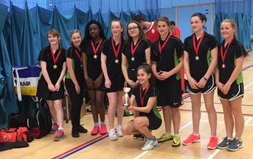 South East Regional Handball Champions