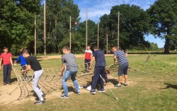 Year 8 Focus and Team-building Day - SEER Project