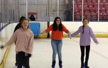 Reward Trip to Gillingham Ice Rink